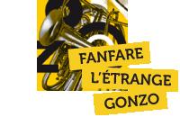 logo Fanfare L'Étrange Gonzo