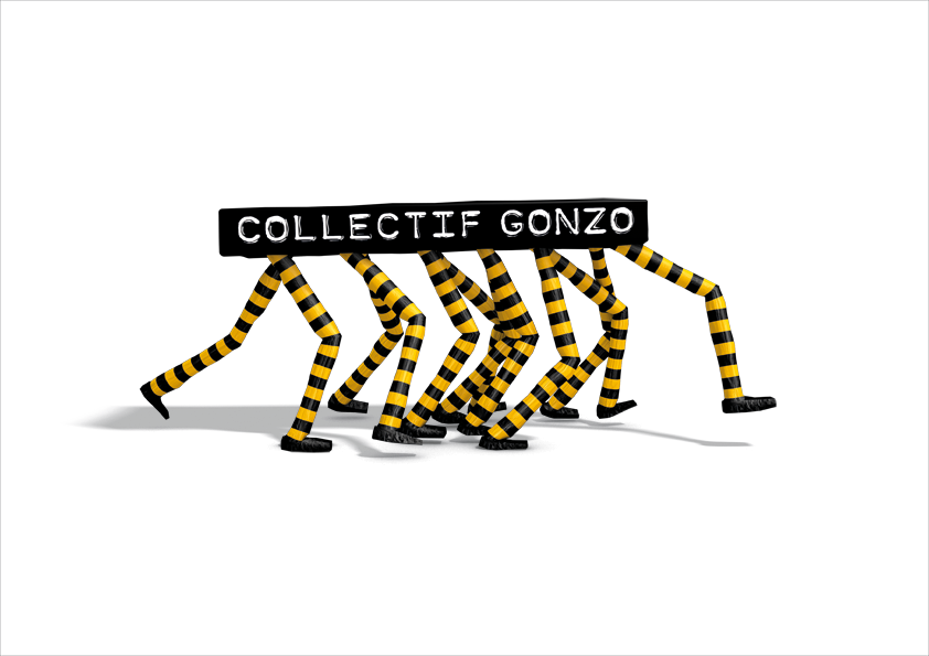 GonzoLogo_3D